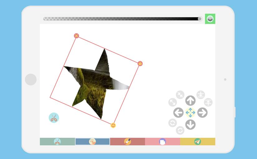 【Swift】CGAffineTransformから角度と拡大率を求める