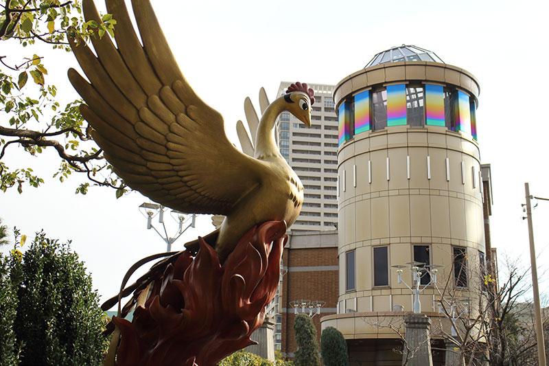 宝塚の「手塚治虫記念館」に行ってきた