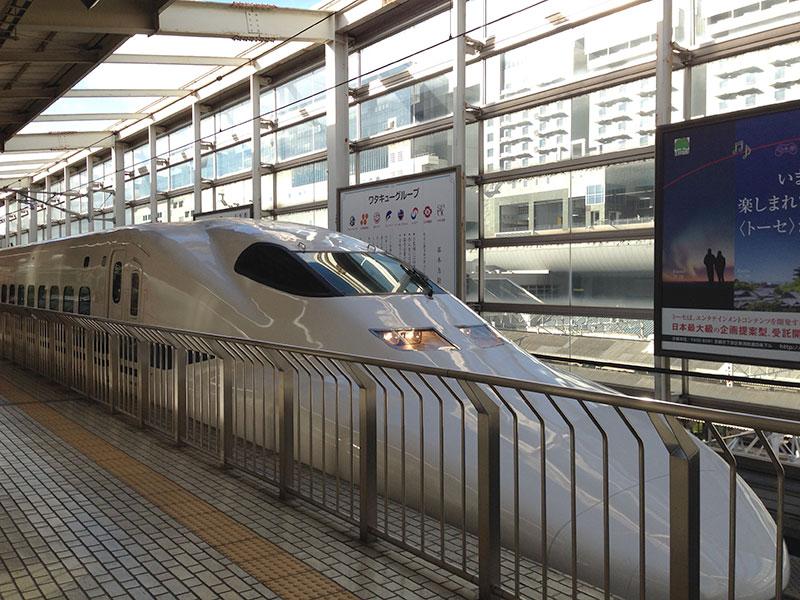 東海道新幹線・小さな子ども連れの場合のベスト席はどこ?