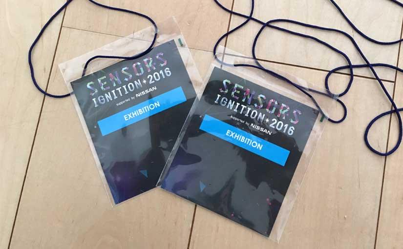 「SENSORS IGNITION 2016」に行ってきた