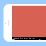 AdMobスマートバナーを導入したい場合のAutoLayoutの設定