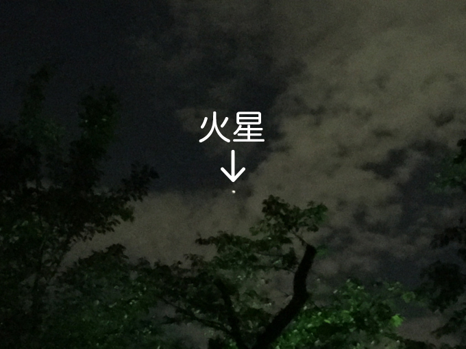 火星