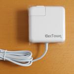 非純正の45W Magsafe電源アダプター(ElecTown)を購入する