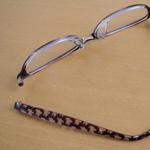 こどものメガネが壊れた場合はここをチェック