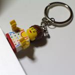 LEGOのミニフィグ型のUSBメモリ 4GBなのか8GBなのか優柔不断すぎ