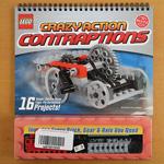 【LEGO】Crazy Action Contraptionsの全16作品を作ってみた