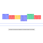 0と1だけになる「Google Binary」の謎