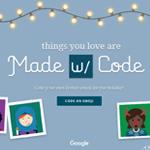女性向けプログラミング学習サイト「Made With Code」にチャレンジ