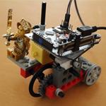 【Scratch & LEGO】「レゴなのか〜」を作ってみた