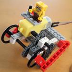 【Scratch & LEGO】四足歩行ロボ「レゴなのどっぐ」を作ってみた