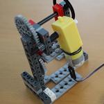 【Scratch & LEGO】二足歩行ロボ「レゴなのろいど3」を作ってみた