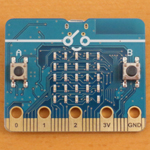 BBC micro:bit互換機の「chibi:bit(チビ:ビット)」でプログラムを動かす