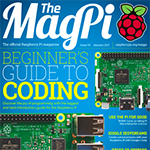 【Raspberry Pi】無料で読めるオフィシャルマガジン「The MagPi Magazine」