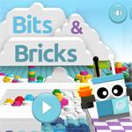 LEGO公式のプログラミング学習チュートリアル「Bits & Bricks」