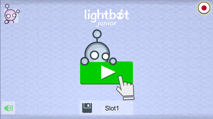 Lightbot Jr