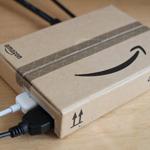 【Raspberry Pi】Amazonのギフトボックスでラズパイ3のケースを作る