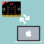 chibi:bit(micro:bit)とMacでシリアル通信する