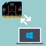 chibi:bit(micro:bit)とWindowsでシリアル通信する