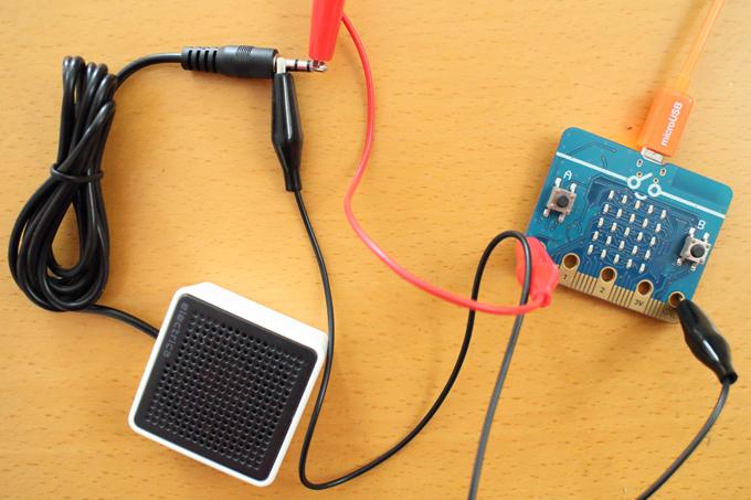 chibi:bit(micro:bit)で 音を鳴らす