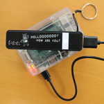 【Raspberry Pi】ダイソーの300円モバイルバッテリーで起動してみた