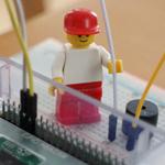 【Raspberry Pi & Scratch】ブザーを鳴らす1(アクティブブザー)