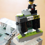 【Raspberry Pi】LEGOでPiカメラのケースを作ったよ
