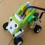 【LEGO WeDo 2.0】「しゃくとりくん」を作ったよ