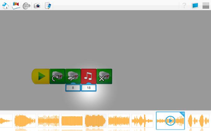 LEGO WeDo2.0とScratch