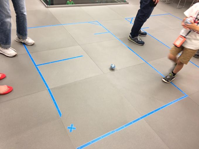 Kids Hour: Spheroで迷路にチャレンジしよう