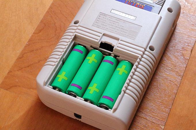 Eテレに出てきそうな乾電池