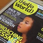 教育者向け雑誌「Hello World」第3号