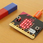 【micro:bit】ボタンの機能が入れ替わるトリックプログラム
