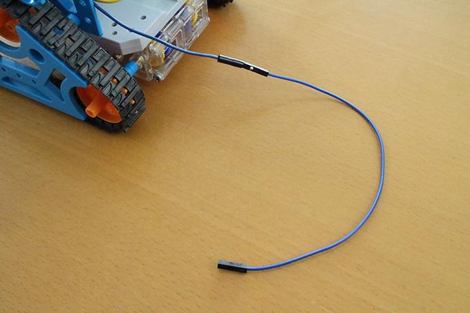 タミヤの「カムプログラムロボット工作セット」にStuduino(スタディーノ)を載せる