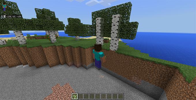 Minecraft MakeCodeチュートリアル