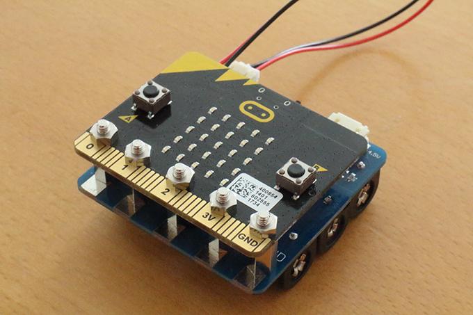 micro:bit電池モジュール