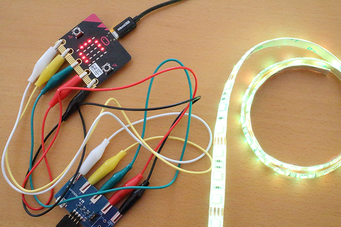 LEDテープ工作キット
