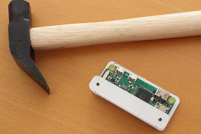 GPIO Hammer Header