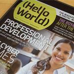 教育者向け雑誌「Hello World」4号