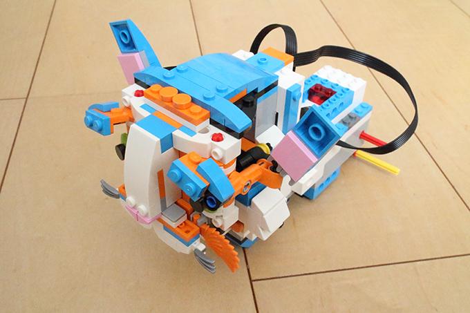 LEGO BOOST ネコのフランキー