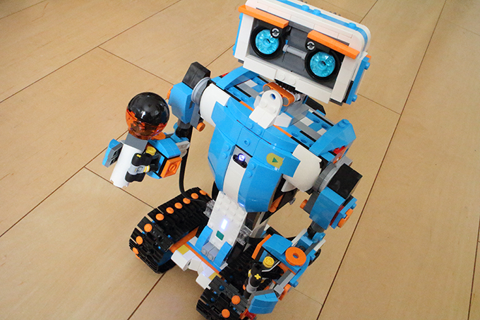 LEGO BOOST ロボット バーニー