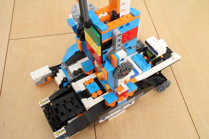 LEGO BOOST オートビルダー