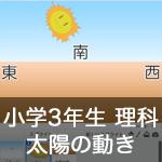 【既存の教科でプログラミング授業】太陽の動き