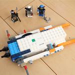 LEGO BOOST+ニンジャゴー ジェイとイナズマ・ドラゴン