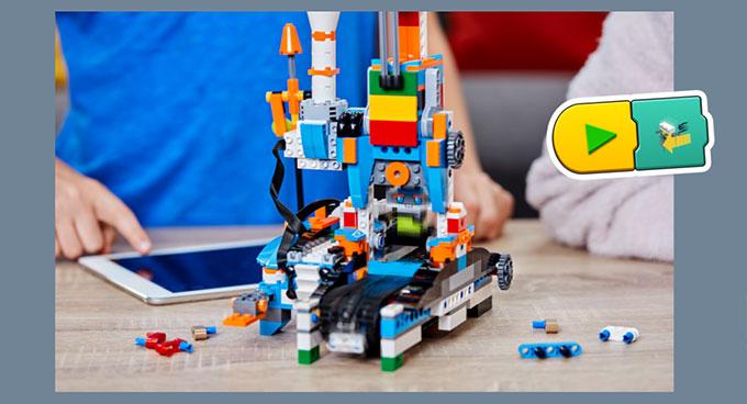 LEGO BOOSTアプリがバージョンアップ
