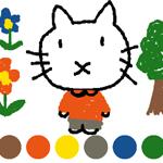 【Scratch】プルプルした線で描く