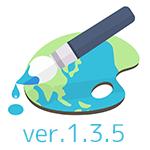 【iPhone・iPadアプリ】せかいパレットバージョン1.3.5を公開しました