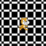 【Scratch】ぐにぐに動く四角形