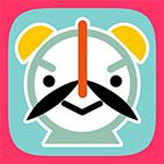 【iOSアプリ】「こどもクロック2」