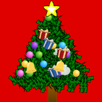 【Scratch】クリスマスツリー