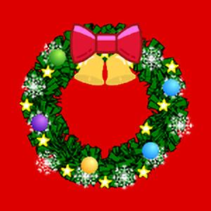 【Scratch】クリスマスリース